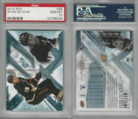 2013 Upper Deck SPX Hockey, #99 Ryan Getzlaf, Ducks, PSA 10 Gem
