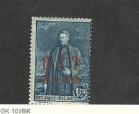 Belgium, Postage Stamp, #224 Mint Hinged, 1930