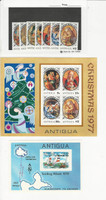 Barbuda, Postage Stamp, #305-11, 311a, 344 Mint NH Set & Sheets, 1977-8