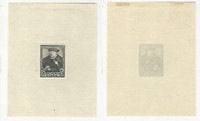 Belgium, Postage Stamp, #B169 Mint Sheet (Stamp is VF NH), 1935