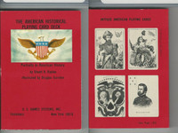 1973 US Games, American Historical Cards, Book & Box