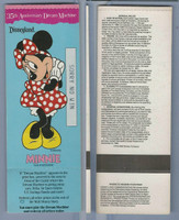 1990 Walt Disney, 35th Anniversary Dream Machine, Minnie Mouse