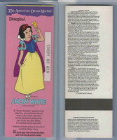 1990 Walt Disney, 35th Anniversary Dream Machine, Snow White