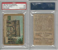 T99 ATC, Sights & Scenes, 1911, Arch of Constantine, PSA 1.5 Fair