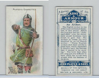 P72-15 Player, Arms & Armour, 1909, #20 An Archer