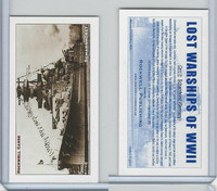 2002 Rockwell, Lost Warships of WWII, #8 Scharnhorst, Germany