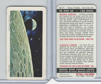 FC34-13 Brooke Bond, Space Age, 1969, #21 Moon's Surface