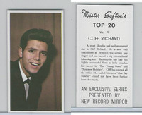 1963 Mister Softee's, Top 20, #4 Cliff Richard