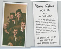 1963 Mister Softee's, Top 20, #5 The Tornados