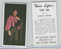 1963 Mister Softee's, Top 20, #8 Shirley Bassey