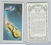 W0-0 Wright's Biscuits, Mischief Goes To Mars, 1954, #10