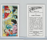 P0-0 Primrose Confectionery, Superman, 1967, #13