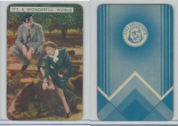 1939 Film Fantasy Card Game, It's A Wonderful Life, James Stewart, (A)