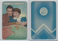 1939 Film Fantasy Card Game, It's A Wonderful Life, James Stewart, (B)