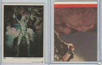1980 Universal, Monster Hall Of Fame Stickers, #10