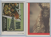 1980 Universal, Monster Hall Of Fame Stickers, #22 Incredible Shrinking Man