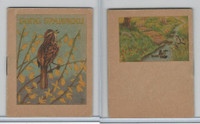 1941 John Eggers, Bird Booklets, Song Sparrow