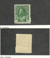 Canada, Postage Stamp, #104 Mint NH, 1911