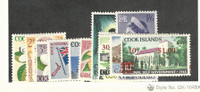 Cook Islands, Postage Stamp, #179-191 Mint Hinged, 1967