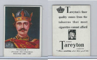 T47 American Tobacco Co., British Sovereigns, 1939, 1. William I - 1066-1087