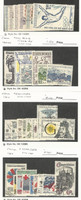Czechoslovakia, Postage Stamp, #1202-7, 1210, 1217-9, 1223-32, 1247-56 Used