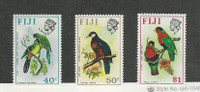 Fiji, Postage Stamp, #317-319 Mint NH, 1971 Birds