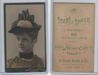 N131 Duke, Stars of The Stage, 3rd Series, 1890, Actresses (11)