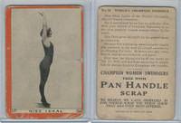 T221 Pan Handle Scrap, Champion Women Swimmers, 1910, #16 Miss Ideal