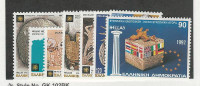 Greece, Postage Stamp, #1741-1749 Mint NH, 1992