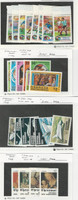 Grenada - Grenadines, Postage Stamp, #15-22, 197-203, 249-54, 308-11 Mint NH