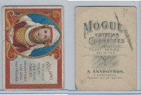 T112 Mogul Cigarettes, Toast Series, 1909, Well Heres Your Good Health