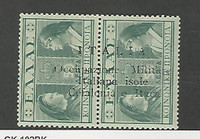 Ionian Islands - Greece, Postage Stamp, #NRA3 Pair 1 LH, 1 NH Mint, 1941