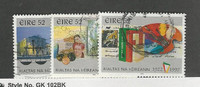 Ireland, Postage Stamp, #1047, 1057-1058 Used, 1997