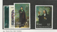 Ireland, Postage Stamp, #1068-1070 Used, 1071 Mint Hinged, 1997