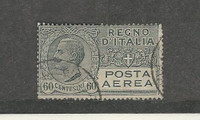 Italy, Postage Stamp, #C4 Used, 1926 Airmail