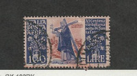 Italy, Postage Stamp, #C147 Used, 1948 Airmail