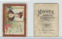 T112 Mogul Cigarettes, Toast Series, 1909, In Scull And Bone, Lady Montagu