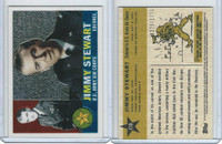 2009 Topps, American Heritage Chrome, #C10 Jimmy Stewart