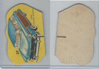 1950's Automobile Game Piece Cards, Car, #27 Ford Station Wagon