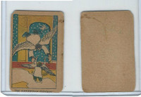 W Card, Strip Card, Universal Comic, 1920's, The Heavenly Dream