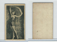 W Card, Women, 1930's Pinup Girls, (F)