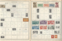 Cameroun, Cape Good Hope, Cape Verde Collection on 10 Minkus Pages