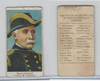 E2 Lauer & Suter, Navy Candy, 1920's, Chester, Colby M.