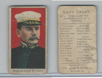 E2 Lauer & Suter, Navy Candy, 1920's, Curtis, Lloyd W., Surgeon