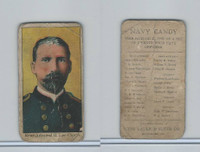 E2 Lauer & Suter, Navy Candy, 1920's, Capps, Rear Adm R. Lee