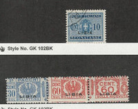 Libya, Postage Stamp, #J13 Used, Q16, Q18 Mint Hinged, 1929-34 Italian Colony