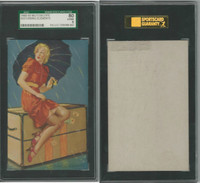 W424-2d Mutoscope, Glorified Glamour Girls, 1940, Disturbing Ele, SGC 80 EXMT