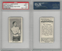 C0-0 Cartledge, Famous Prize Fighters, 1938, #19 Bill Doherty, PSA 7.5 NM+