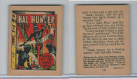 R25 American Chicle, Thrilling Stories, 1930's, Hal Hunter, #4 Giant Bird