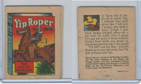 R25 American Chicle, Thrilling Stories, 1930's, Yip Roper, #2 Cattle Rustlers